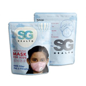 Anti Pollution Mask For Kids