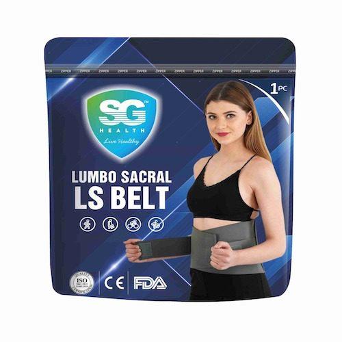 SG LS Belt back support