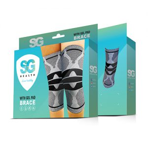 Quality Knee band For Pain With Gel