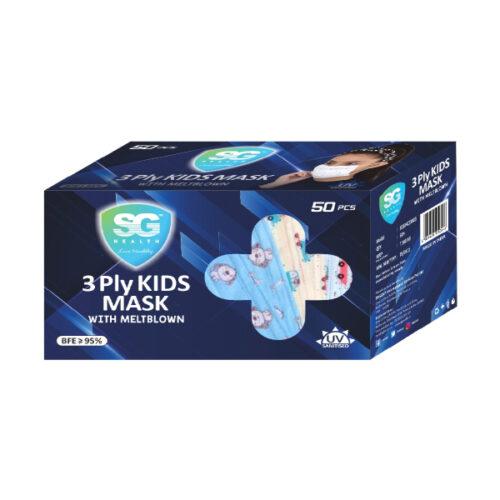 Kids-3ply-mask-box